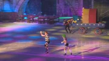 Световното ледено шоу - мюзикълът Кармен беше представено за първи път у нас