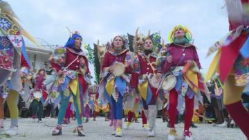 Карнавалът във Виареджо отбеляза 147 години от съществуването си