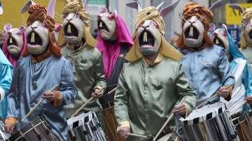 В Базел започна най-големият карнавал в Швейцария