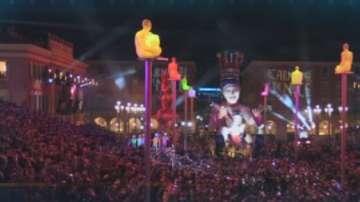 Карнавалът в Ница започна със зрелищно шествие