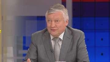 Анатолий Карпов пред БНТ: Ще работим за развитие на шахмата в образованието