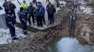 Проучване на карстови извори за водоснабдяване на Перник