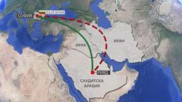 Иран отрече да е забранявал правителствения ни самолет да прелети над страната