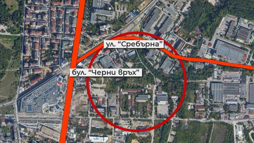 В София ще бъде изграден нов квартал в района на