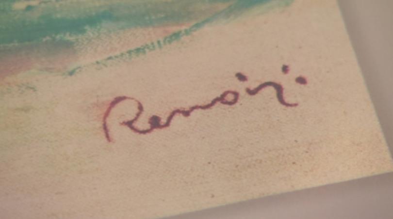 Картина на френския импресионист Реноар е открадната от виенска аукционна