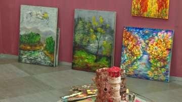 В Пловдив откриха галерия с творби на художници със затруднено зрение