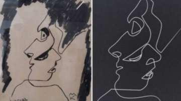 Собственикът на колекцията с фалшивите картини внася сигнал до главния прокурор