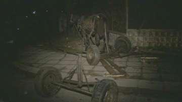 Тежък пътен инцидент на пътя София - Варна в село Брeсница с каруца
