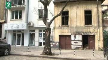 В началото на 2018-а година продължава премахване на опасни частни имоти в София