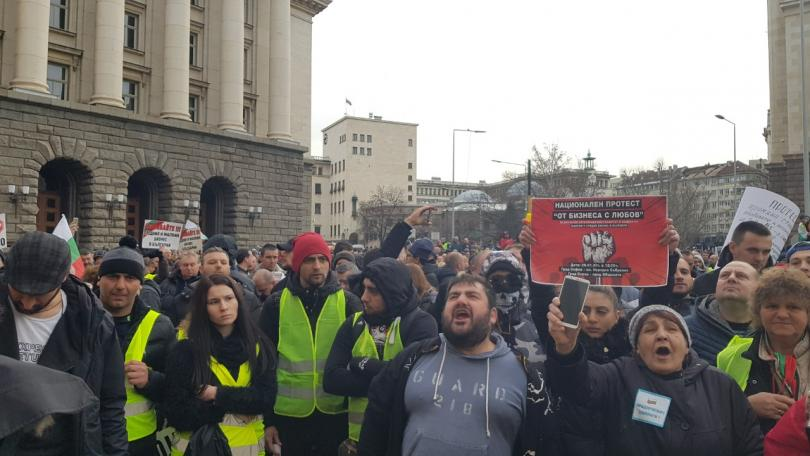 снимка 5 Ресторантьори и хотелиери на протест заради Наредба Н-18