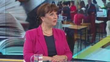 Ваня Кастрева: Тази година се повишиха баловете за кандидатстване след 7. клас