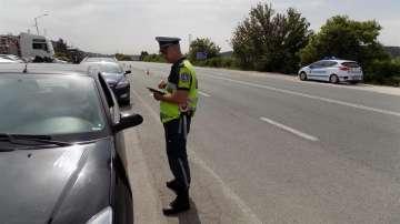 КАТ продължава спецакцията за контрол на пътищата в цялата страна