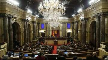 Каталунският парламент отложи вота за избор на нов премиер