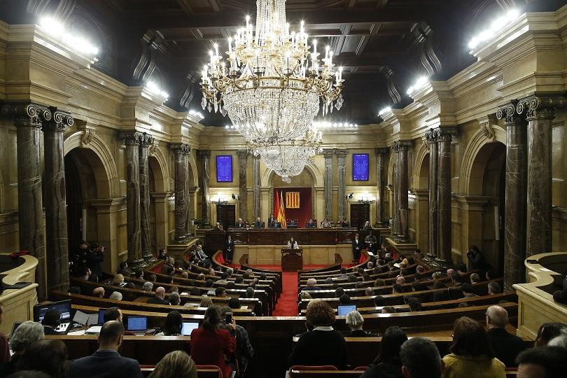 каталунският парламент отложи вота избор нов премиер