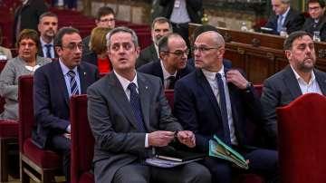 От 9 до 13 години затвор за лидерите на каталунските сепаратисти