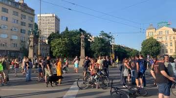 Пореден протест срещу промените в закона за Черноморското крайбрежие