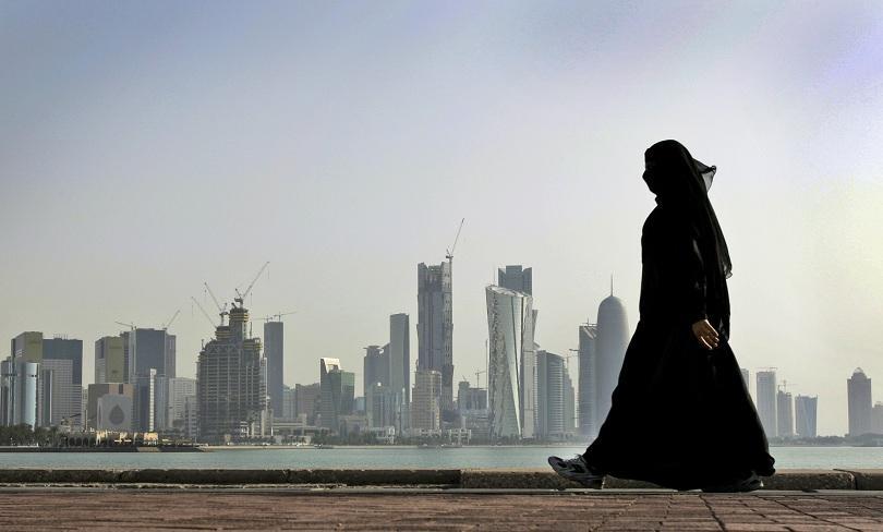Катарски изтребители са минали твърде близко до пътнически самолет на