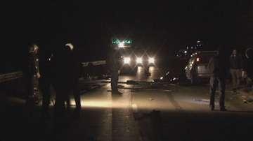 Двама души загинаха при тежка катастрофа в търговищко