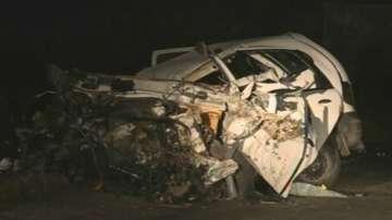 Петима пострадаха при тежка катастрофа между Банско и Разлог