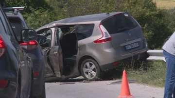 Един човек загина след тежката катастрофа на пътя Варна - Бургас