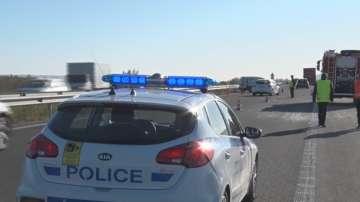 Трима млади мъже загинаха в катастрофа край Неделино