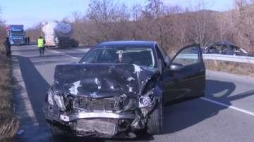 Един човек загина при катастрофа на подбалканския път София - Бургас