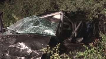Тежка катастрофа на пътя Велико Търново-Русе