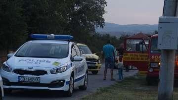 Моторист загина край Кюстендил, двама са ранени след катастрофа в Кочериново
