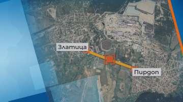 Млад мъж загина, а четирима са ранени при катастрофа в Златица