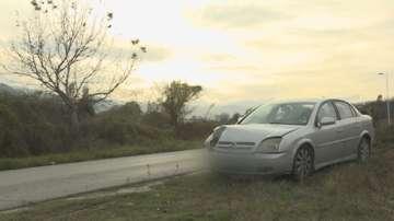 Две деца пострадаха при катастрофа край Симитли