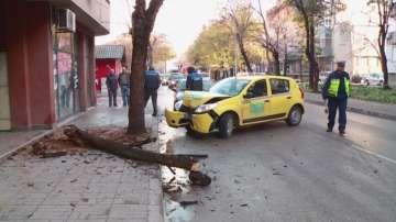 60-годишна жена пострада при катастрофа в Пловдив