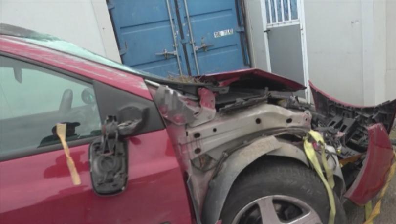 Пострадала при пътен инцидент от Бургас ще съди Пътната Агенция.