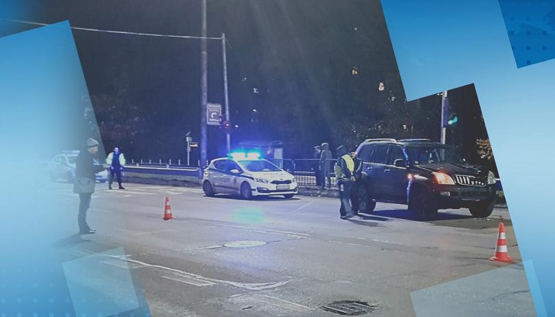 Засилено полицейско присъствие на местата с концентрация на пътни инциденти