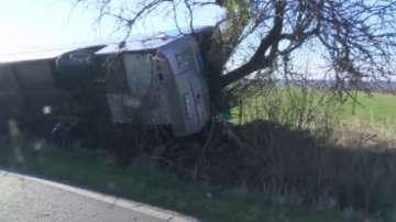 Не е ясна причината за катастрофата край Еленово, при която загинаха двама души