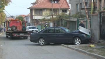 Почина и втората жена, блъсната на тротоар в Карнобат