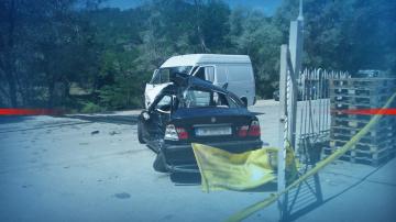 Трима младежи загинаха при катастрофа край Неделино
