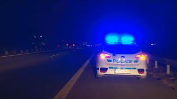 Катастрофа между ТИР и два автомобила на АМ Тракия в посока Бургас