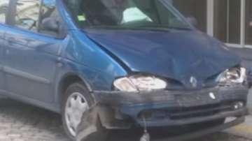 Мъж блъсна с автомобила си 10 коли в София