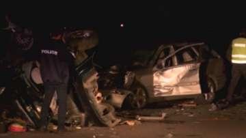Двама души загинаха при катастрофа на пътя Стара Загора - Казанлък