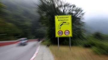 Разрешение от прокуратурата забави асфалтирането на фаталния участък край Своге
