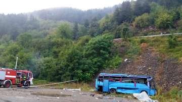 Прокуратурата привлече като обвиняем шофьора на автобуса в Своге