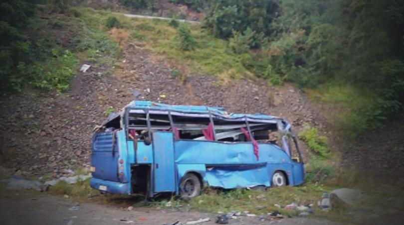 Близки на жертви при автобусната катастрофа край Своге са получили