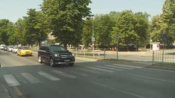 Поставят ограничител на скоростта на мястото на катастрофата във Варна