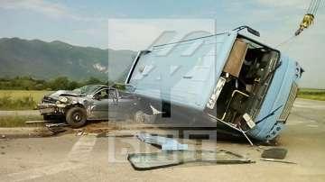 Над 6000 катастрофи са станали в България през 2017 година