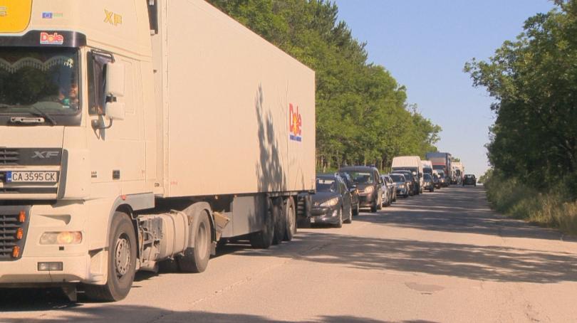 сериозни закъснения междуградски автобуси катастрофите тракия