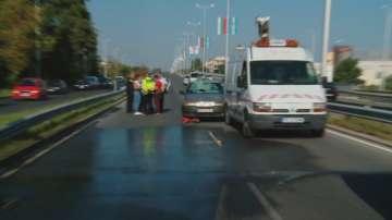 Възрастен шофьор уби работник при катастрофа в Пловдив