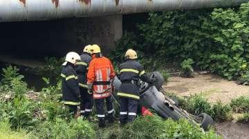 Автомобил блъсна 4 деца в кв. Сухата река в София