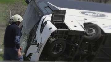 Технически изправна е била колата, която удари автобуса на АМ Тракия