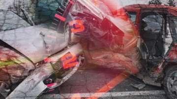 Мъж е сериозно пострадал, след като се е блъснал в дърво с автомобила си