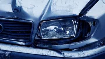 Двама мъже са пострадали във верижна катастрофа по пътя Силистра-Добрич